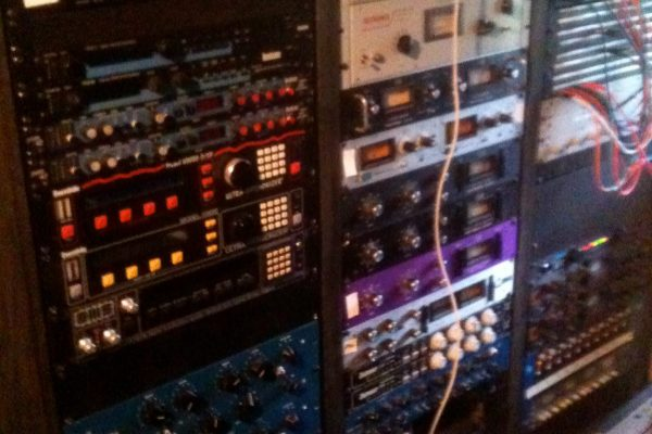 Outboard Gear at Obscenic Arts, October 23, 2012