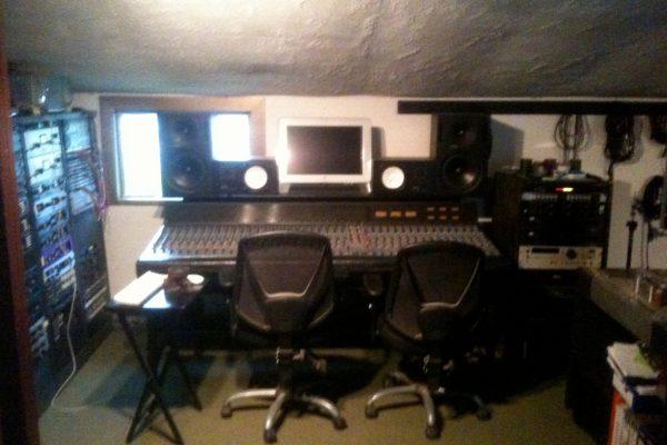 Open Control Room at Obscenic Arts, October 23, 2012