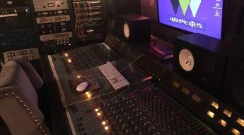 Obscenic Arts Recording Studio Console & Recorders